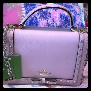 Pink Kate Spade bag. New with tags